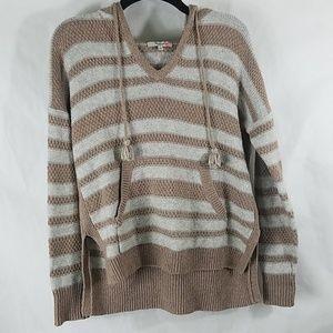 Madewell Bi Level Hooded Sweater